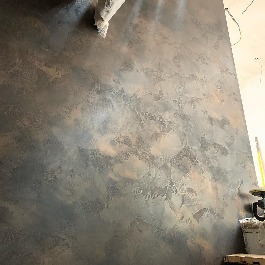 Venetian Plaster Walls by Calce & Calce - Wakefield, Castleford, West Yorkshire