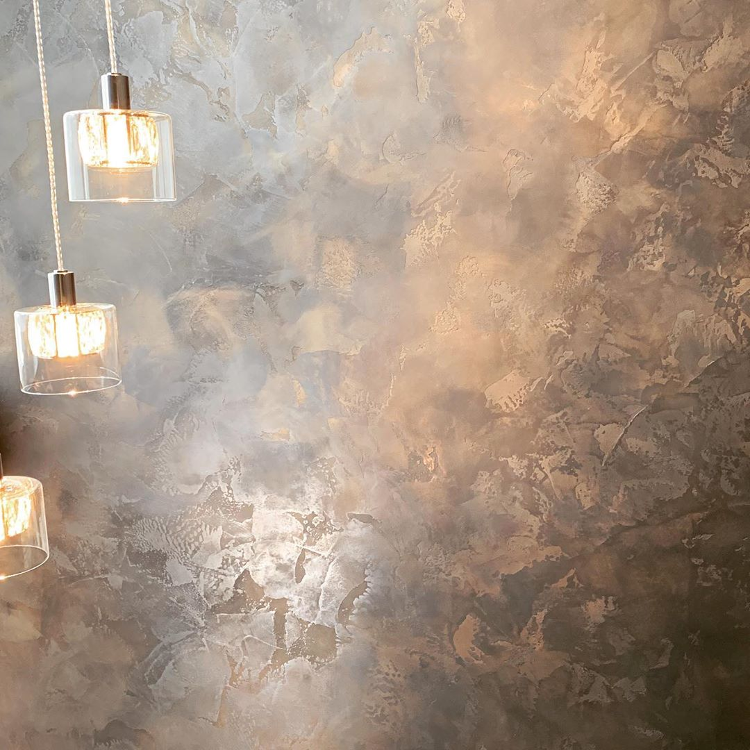 Bespoke Venetian Plaster Finishes - Calce & Calce