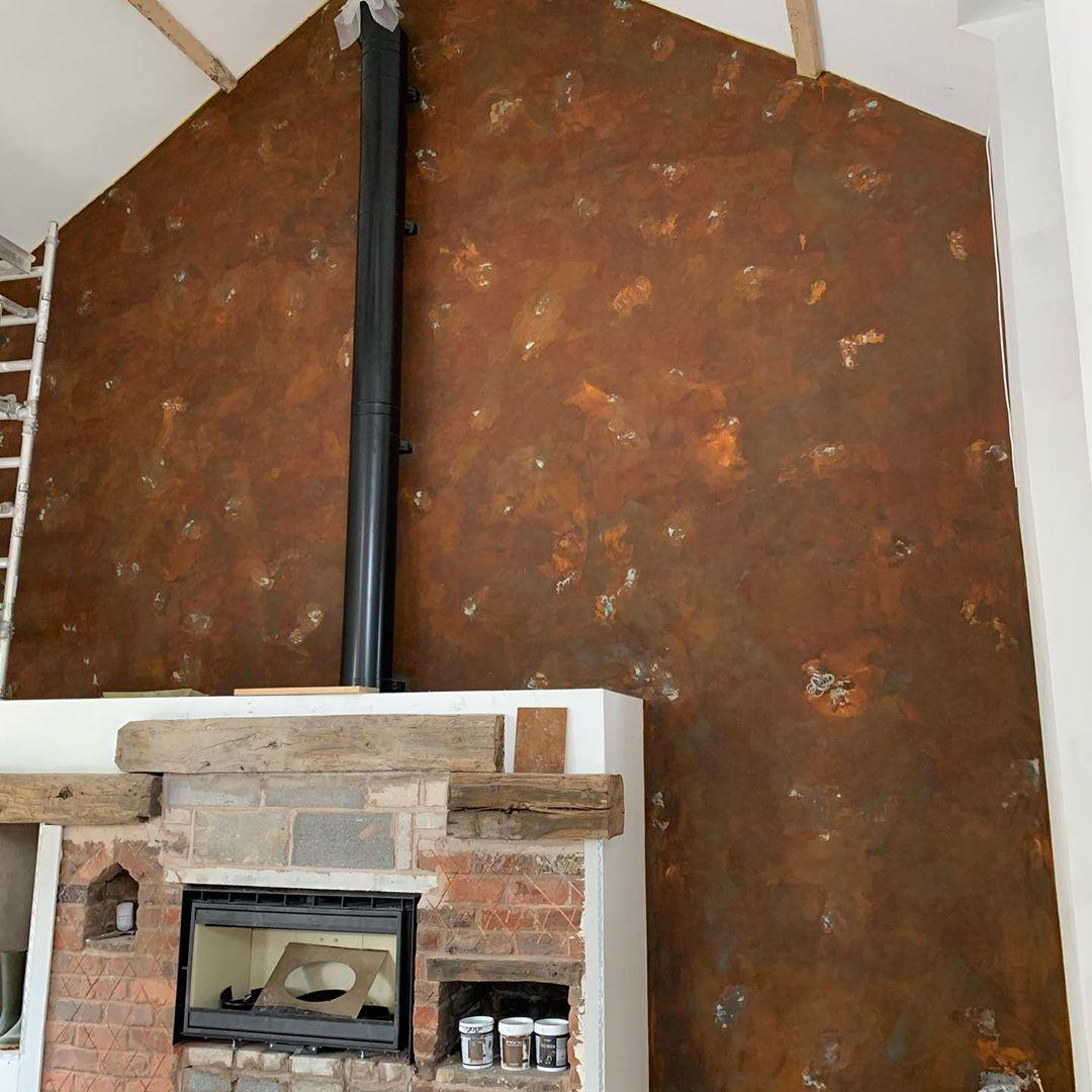 Rustic Venetian Plaster Yorkshire - Calce & Calce