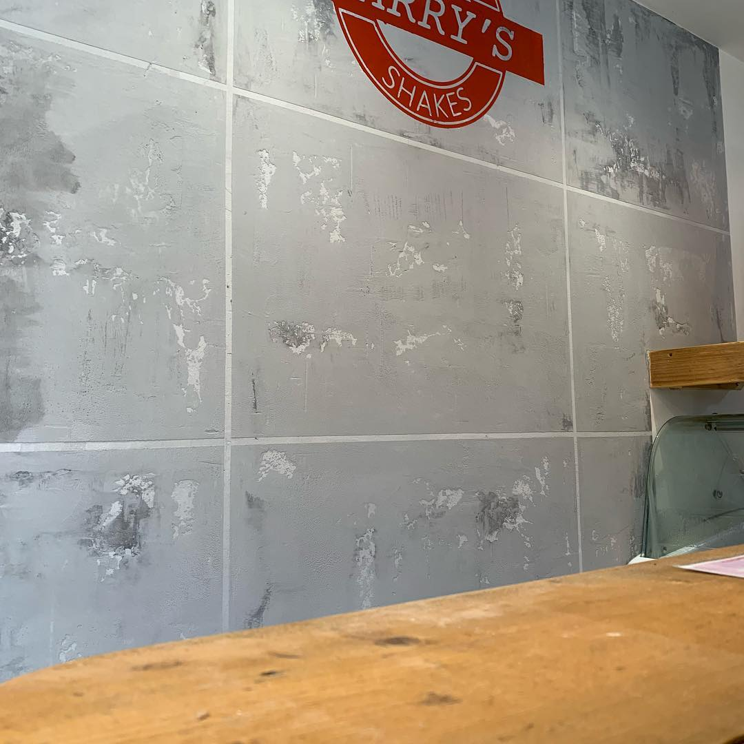 Concrete Venetian Plaster Castleford - Calce & Calce Bespoke Venetian Plaster